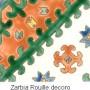 DOREMAIL ZARBIA DECORO DIAGONALE
