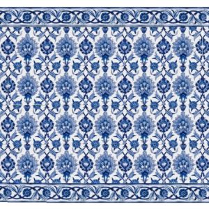 Doremail Palmire Bleu