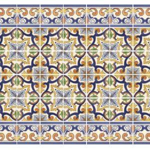 Camilù azulejos del Portogallo decoro Amarante