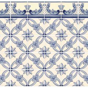 Camilù azulejos del Portogallo decoro Linda a Velha