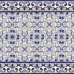 Camilù Azulejos del Portogallo decoro Cartaxo