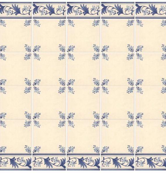 Camilù Azulejos del Portogallo decoro Baleal